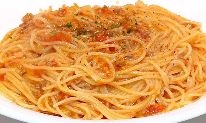 本場仕込みスパゲティーボロネーズ